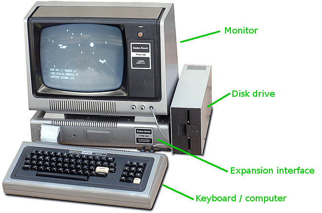 My old TRS-80 model 1